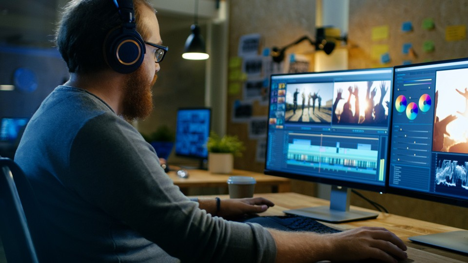 Audiovisual post-production - Tips